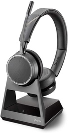 Plantronics Voyager 4210 Office On-Ear Headset Black