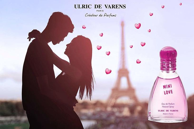 Набор для женщин Ulric De Varens Mini Love 25 ml EDP + 20 ml EDP