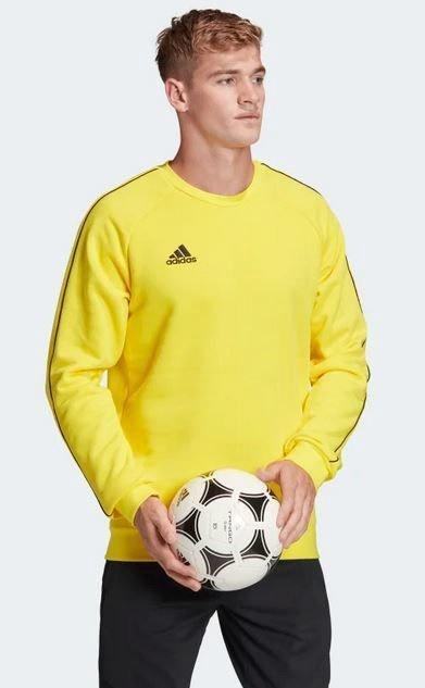 Adidas Core 18 Sweatshirt FS1897 Yellow XL