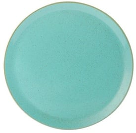 Porland Seasons Pizza Plate D32cm Turquoise