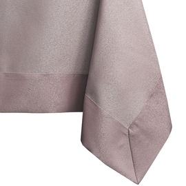 Скатерть AmeliaHome Empire Powder Pink, 130x130 см