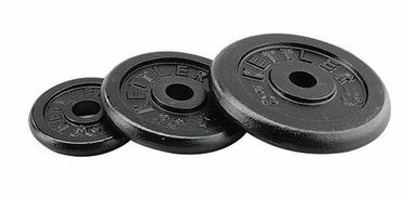 Kettler Cast Iron Disc For Training 10kg