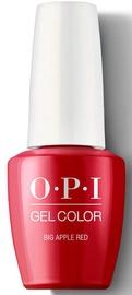 Лак для ногтей OPI Gel Color Big Apple Red