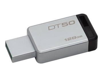 USB atmintinė Kingston DataTraveler DT50 USB 3.0, 128 GB