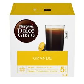 Kafijas kapsulas Nescafe Dolce Gusto Grande, 128 g., 16 gab.