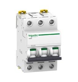 Automatinis jungiklis Schneider IC60N , 3P, C, 50A, 10kA