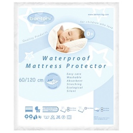 Bertoni Lorelli Waterproof Protector For Mattresses/Strollers 60x120cm