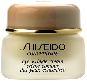 Paakių kremas Shiseido Concentrate Eye Wrinkle Cream, 15 ml