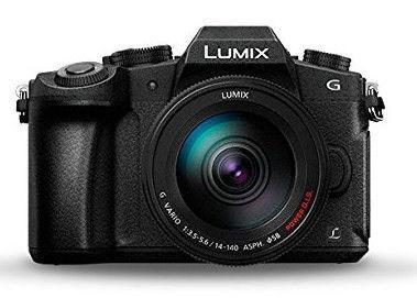 Panasonic Lumix DMC-G80H + Lumix G Vario 14-140mm F3.5-5.6 Power O.I.S. Black