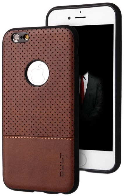 5b61a286da3 Qult Luxury Drop Back Case For Apple iPhone 7/8 Brown - Krauta.ee