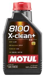 AUTO MOOTORIÕLI MOTUL 8100X-CLEA 5W30 1L