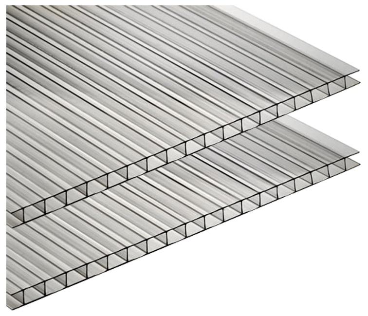 Polikarbonato plokštė, 1050 x 2000 x 4 mm