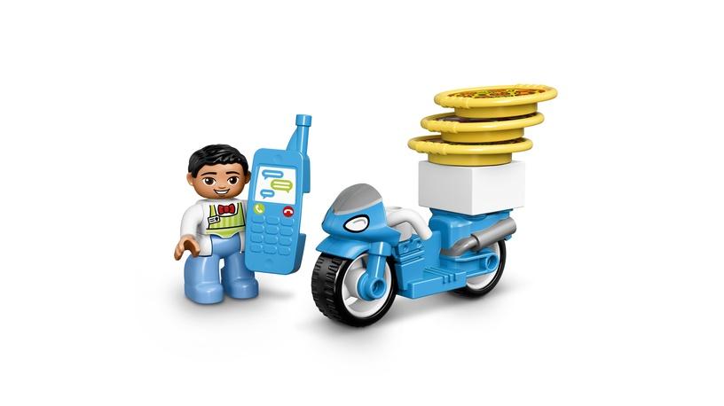 Конструктор LEGO Duplo Pizzeria 10834 10834, 57 шт.