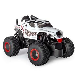 Visurgājējs Monster Jam 1:24 Monster Mutt Dalmatian Truck