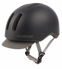 Polisport Commuter 54-58 Black