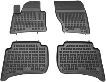 REZAW-PLAST VW Touareg II 2010 Pre-Facelifting Facelifting Rubber Floor Mats