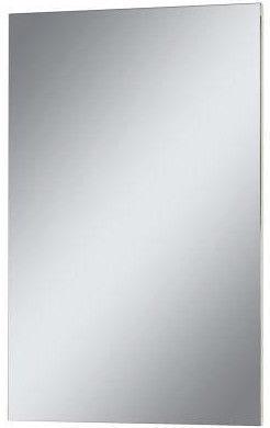 Vannas istabas skapītis Sanservis Z-40 Corner with Mirror 430x800x280mm White