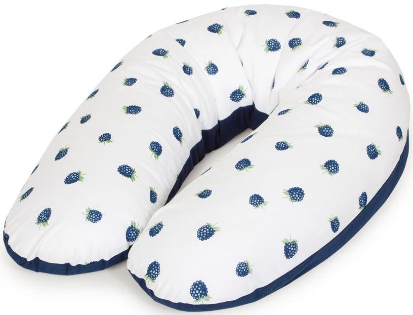 Ceba Baby Feeding Pillow Physio Multi Jersey Blackberries