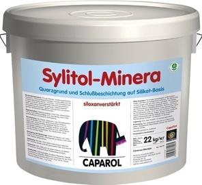 Kварцевая грунтовка Caparol Sylitol Minera , матовая, белая, 22 кг