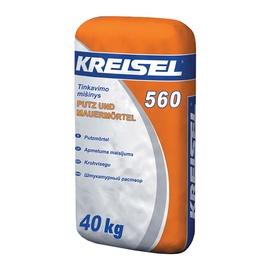 Cementinis tinko mišinys Kreisel 560, 40 kg