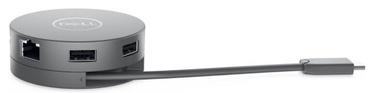 DELL DA310 7in1 Wired USB Adapter Silver
