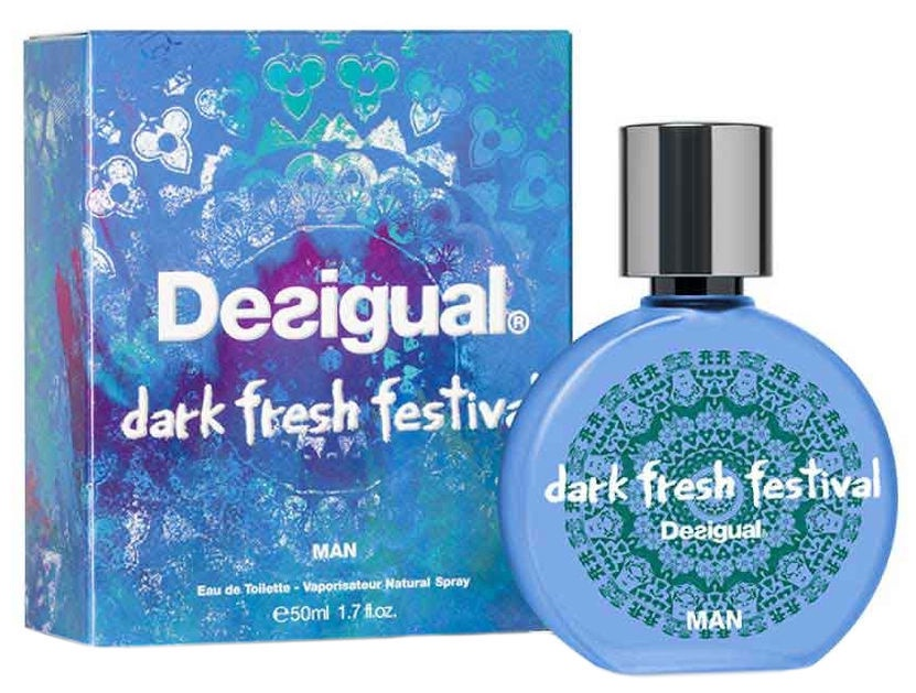 686c2d88587 Desigual Dark Fresh Festival 50ml EDT
