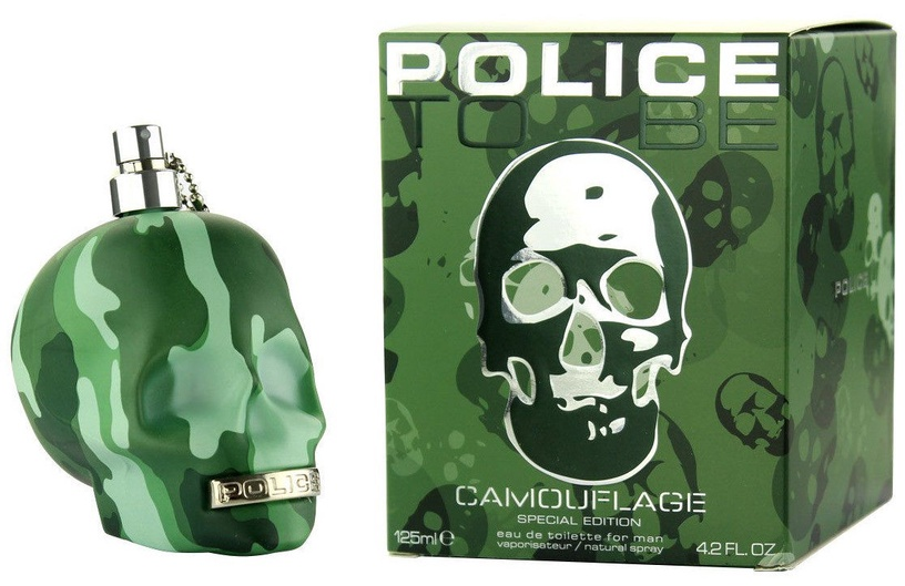Police To Be Camouflage 125ml EDT