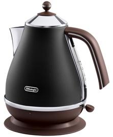 Электрический чайник De'Longhi KBOV 2001.BK, 1.7 л