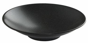 Porland Seasons Deep Plate D26cm Black