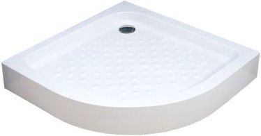Vento Tivoli Shower Tray White 90x90cm