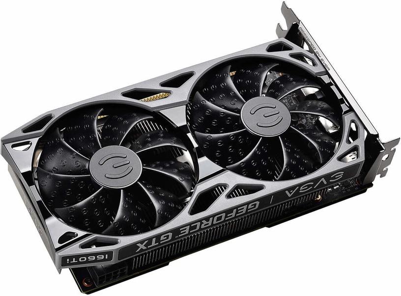 EVGA GeForce GTX 1660 Ti SC Ultra Gaming 6GB GDDR6 PCIE 06G-P4-1667-KR