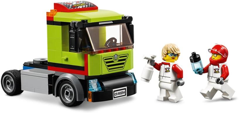 Konstruktorius LEGO® City 60254 Lenktyninės valties transporteris