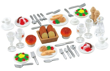 Žaislinė figūrėlė Epoch Sylvanian Families Dinner For Two Set 2818