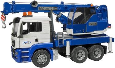 Bruder MAN TGS Crane Truck With Light & Sound 03770