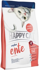Kačių ėdalas Happy Cat Sensitive su antiena 300g