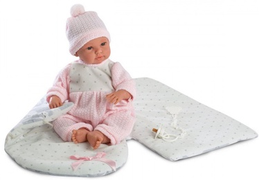 Llorens Baby Bebita With Sleeping Bag 36cm 63630