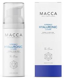 Крем для лица Macca Supremacy Hyaluronic, 50 мл
