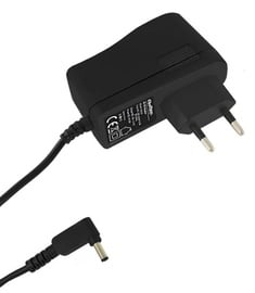 Qoltec AC Adapter 4.0 x 1.35 / Euro Black 1.4m