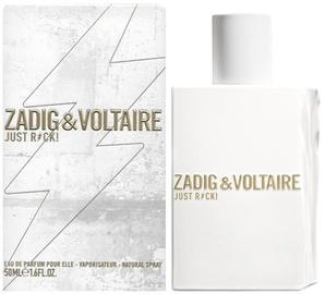 Parfüümid Zadig & Voltaire Just Rock! For Her 50ml EDP