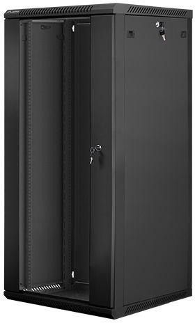 Lanberg WF01-6627-10B 27U Wall Mount Cabinet
