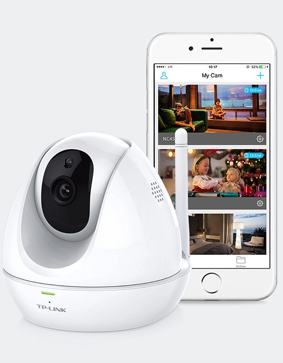 TP-Link NC450 Cloud Camera