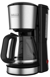 Brock Coffee Maker Black CM 1522 SS