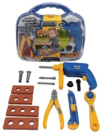 Brimarex Workshop Play Tools In Suitcase 1582041