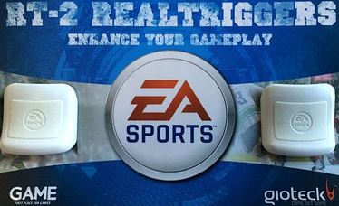 Gioteck PS3 Triggers EA Sports