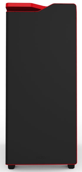NZXT H440 ATX Black/Red CA-H442W-M1