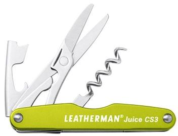 Leatherman Multitool Juice CS3 Moss Green