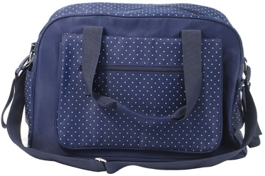 Summer Infant Changing Bag Navy Polka Dot
