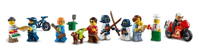 Konstruktorius LEGO City miesto centras 60292