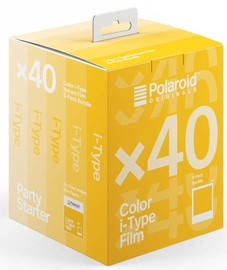 Polaroid Originals Color i-Type Film 40 pcs