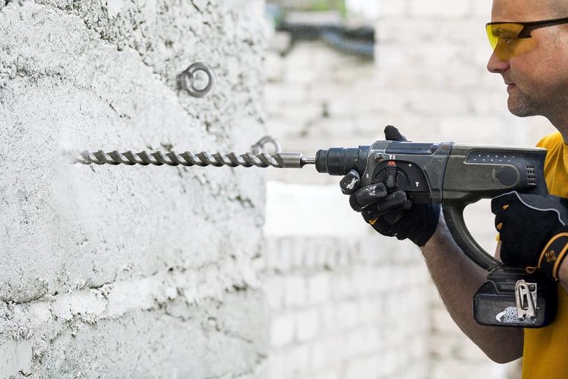 Urbju komplekts mūrim Forte Tools 17745, 4-10mm, 5gab.
